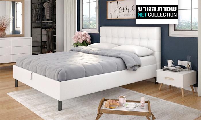2 שמרת הזורע: מיטה עם ארגז מצעים