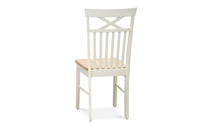4 4 כיסאות לפינת האוכל של שמרת הזורע