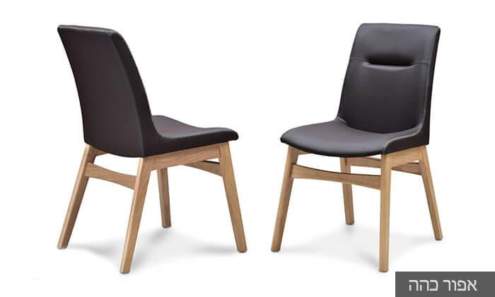 4 כיסאות לפינת אוכל של שמרת הזורע