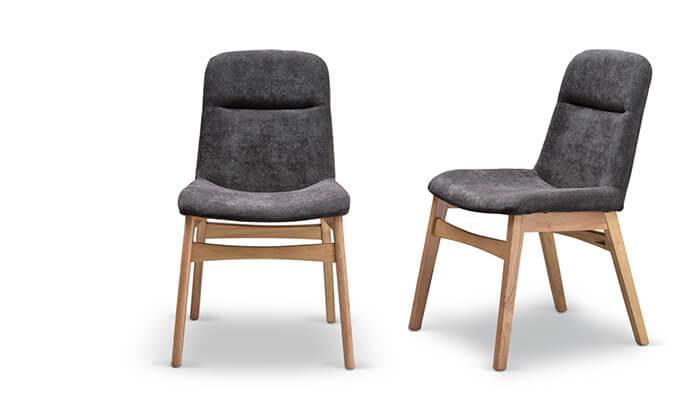 6 כיסאות לפינת אוכל דגם קשמיר של שמרת הזורע