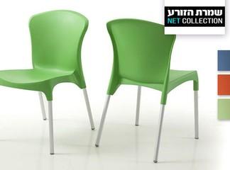 4 כיסאות אוכל סטלה