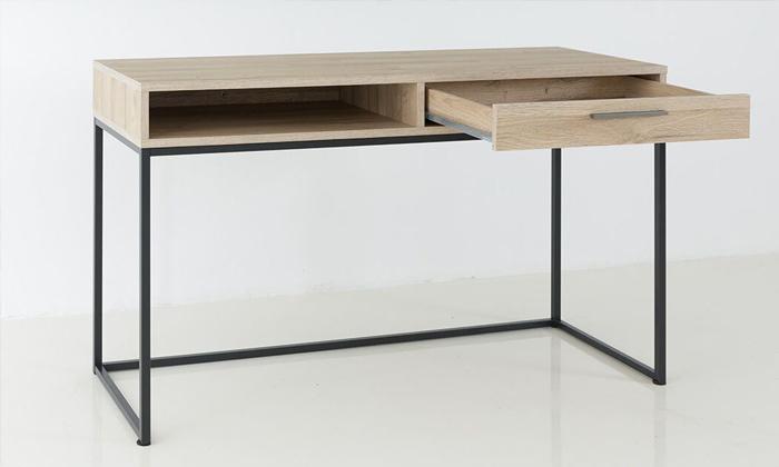3 שולחן כתיבה שם מגירה של שמרת הזורע, דגם עידן