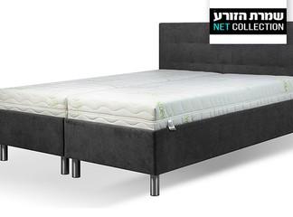 מיטה יהודית זוגית דגם בראשית