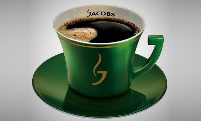6 מארז 4 צנצנות קפה ג'ייקובס JACOBS, משלוח חינם