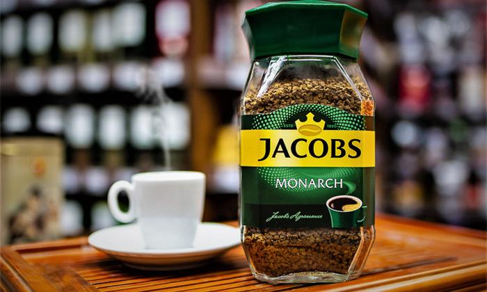 5 מארז 4 צנצנות קפה ג'ייקובס JACOBS, משלוח חינם