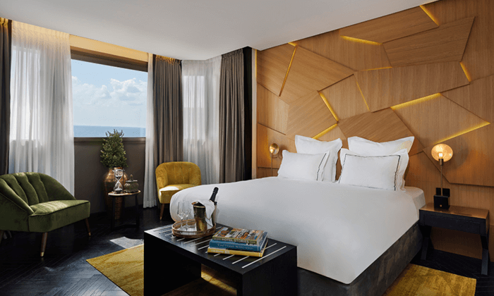 """6 מלון הבוטיק לייטהאוס LIGHTHOUSEHOTEL ת""""א"""