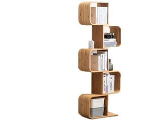 כוננית ספרים מבמבוק