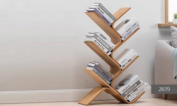 5 מעמד ספרים מבמבוק במבחר גדמים