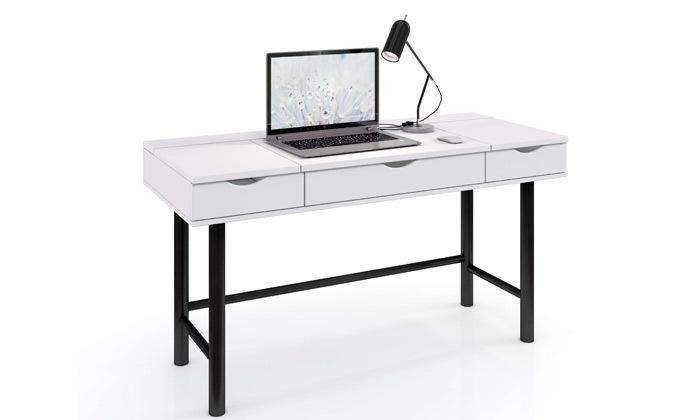2 שולחן מחשב דגם Multidesk במבחר צבעים