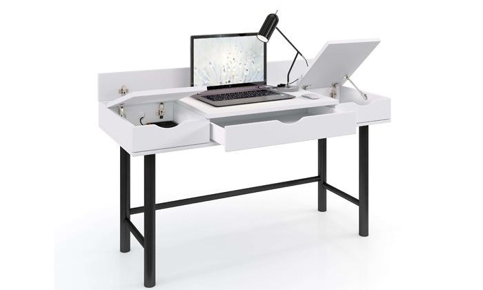 4 שולחן מחשב דגם Multidesk במבחר צבעים
