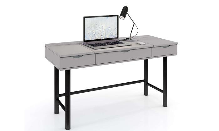 5 שולחן מחשב דגם Multidesk במבחר צבעים