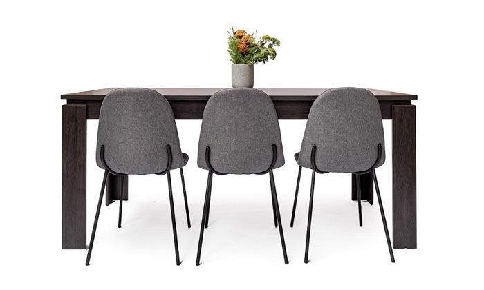 3 שולחן אוכל במגוון צבעים לבחירה