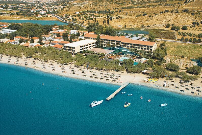 3 חופשת 4/5 לילות בסאמוס, יוון: מלון 5 כוכבים עם חוף פרטי