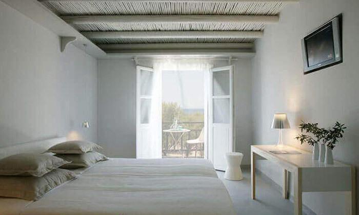7 חופשת 4/5 לילות בסאמוס, יוון: מלון 5 כוכבים עם חוף פרטי