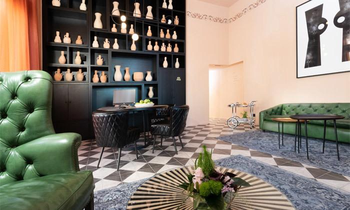 4 עיסוי זוגי במלון בית בכר רוטשילד, ת''א