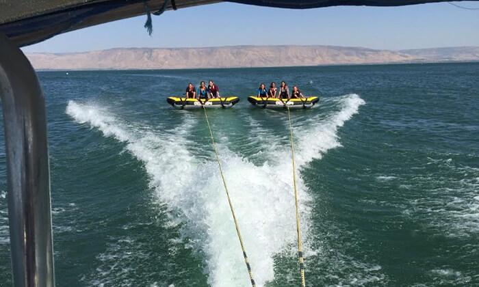 3 ספורט ימי ב'עולם המים', כנרת