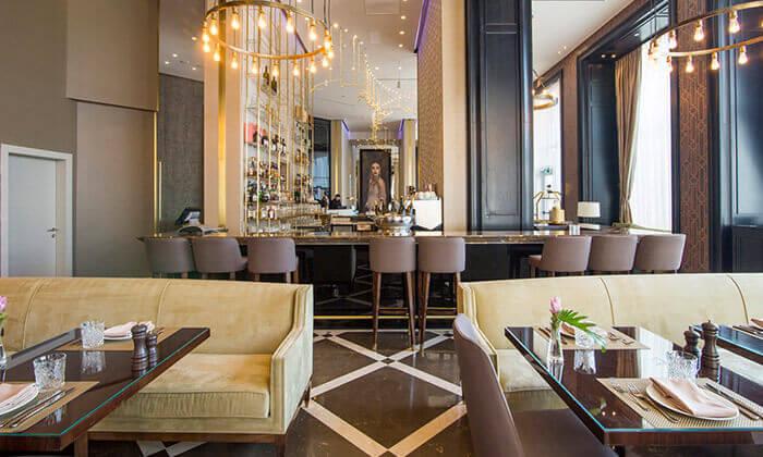 6 ארוחת בוקר מפנקת במלון הבוטיק David Tower נתניה