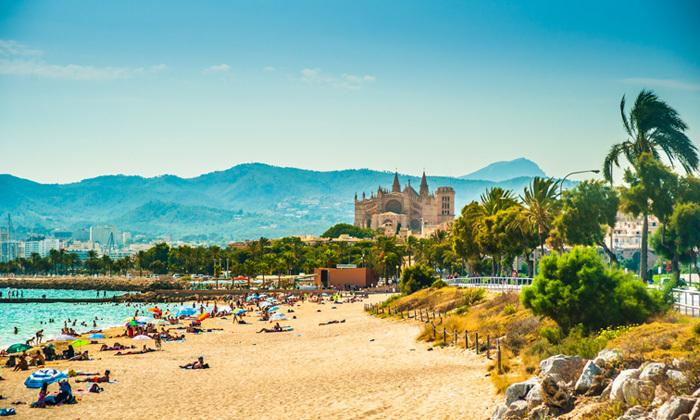 9 חופשת קיץ: 6 לילות בפלמה דה מיורקה, ספרד