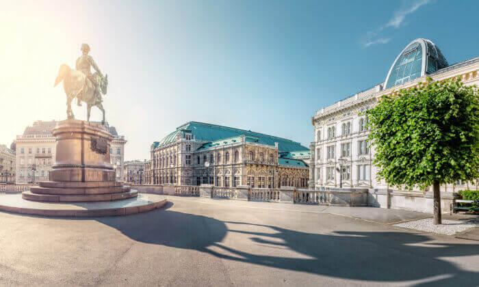 """8 קיץ  בווינה - אטרקציות, נופים ושופינג, כולל סופ""""ש"""