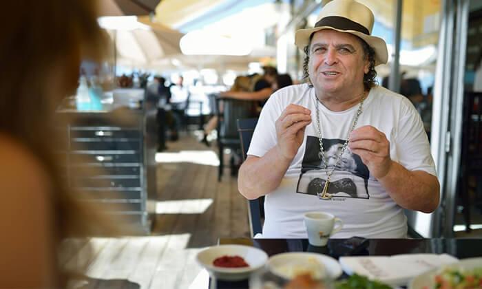 """7 ארוחה זוגית במסעדת בני הדייג נמל ת""""א - כולל יין וקינוח"""