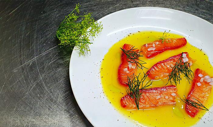 12 ארוחת שף זוגית במסעדת 'המקדש' הכשרה, כפר סבא