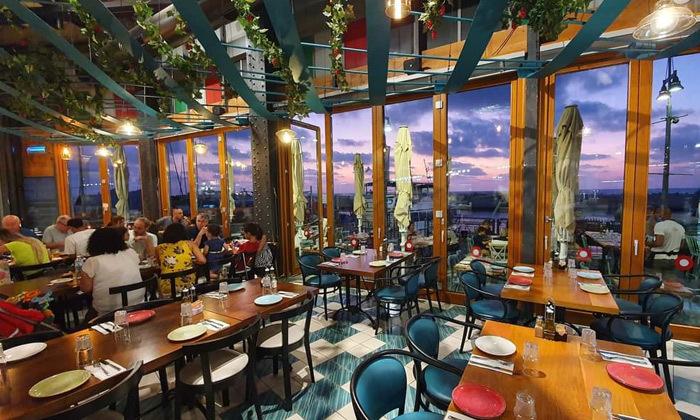 4 ארוחה מפנקת במסעדת סיקיליה, נמל יפו