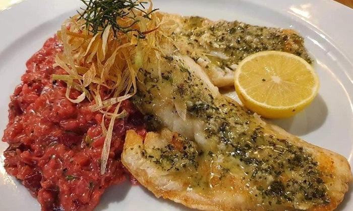 10 ארוחה מפנקת במסעדת סיקיליה, נמל יפו