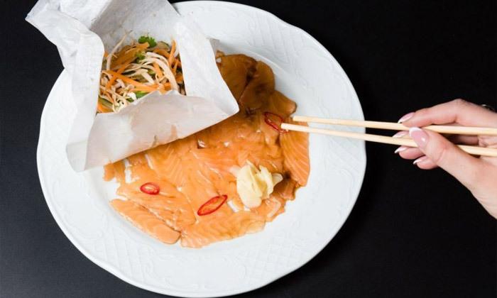 """5 ארוחה זוגית במסעדת סופרה Supra, רוטשילד ת""""א"""
