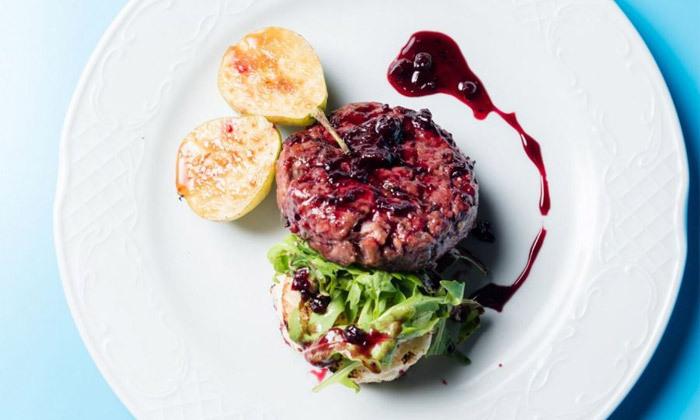 """11 ארוחה זוגית במסעדת סופרה Supra, רוטשילד ת""""א"""