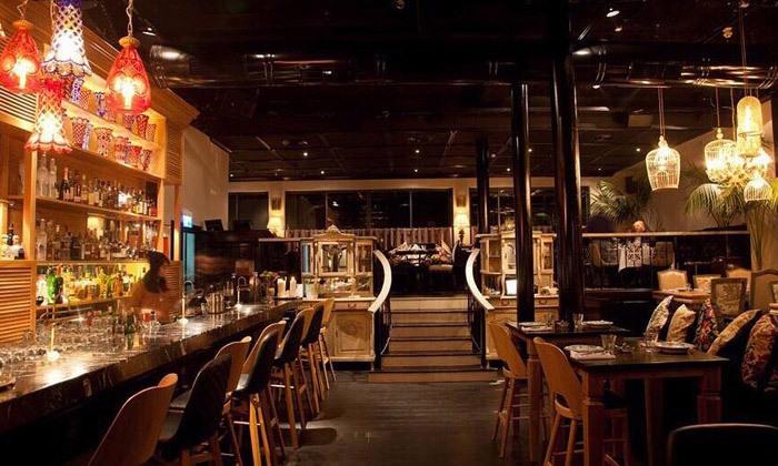 """9 ארוחה זוגית במסעדת סופרה Supra, רוטשילד ת""""א"""