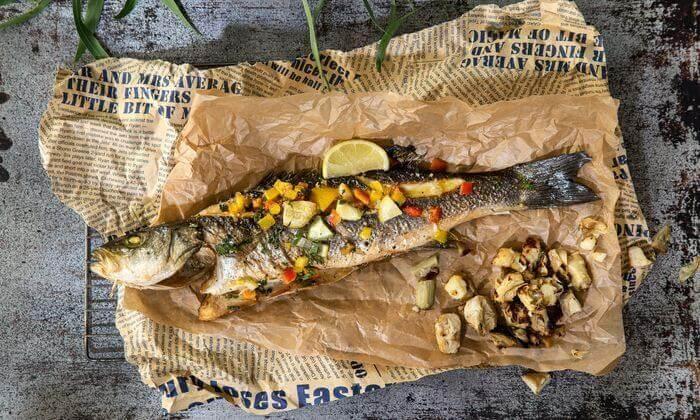 2 ארוחה זוגית עם קינוח במסעדת בני הדייג, ראשון לציון
