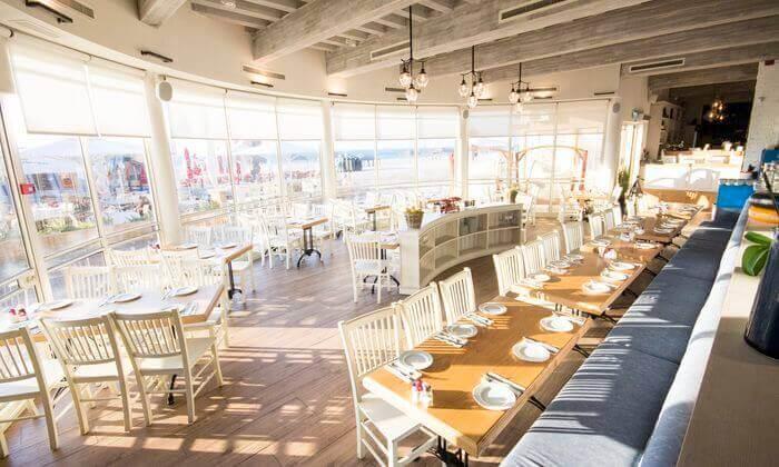 4 ארוחה זוגית עם קינוח במסעדת בני הדייג, ראשון לציון