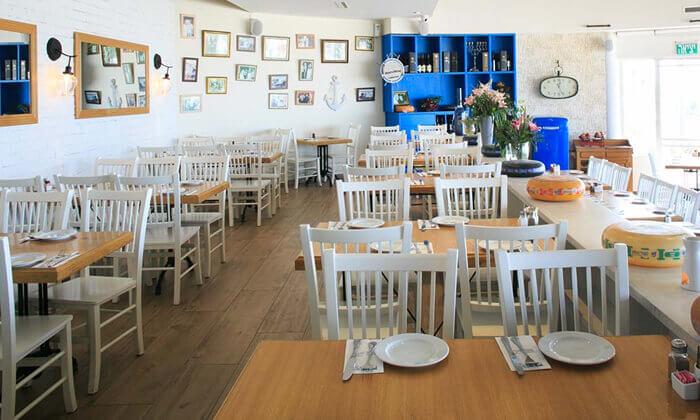 5 ארוחה זוגית עם קינוח במסעדת בני הדייג, ראשון לציון