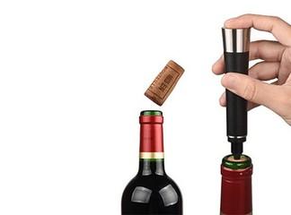 פותחן יין בלחץ אוויר