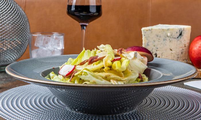 6 ארוחת שף זוגית עם יין וקינוח במסעדת Ultra Bar Food&Wine, תל אביב